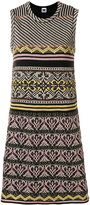 M Missoni knitted sleeveless dress