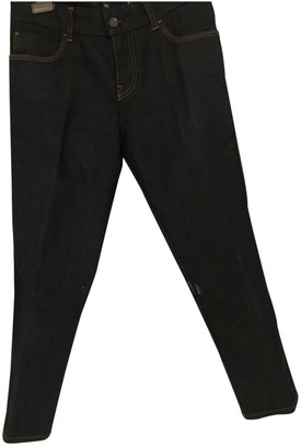 Notify Jeans Navy Cotton Jeans for Women