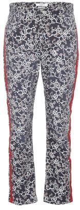 Etoile Isabel Marant Fliff printed jeans