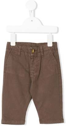 Knot Twill Chino Trousers