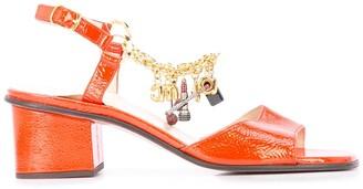 Marc Jacobs Charm Bracelet Sandals