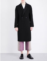 J.W.Anderson Exposed-seams woven coat