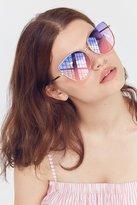 Urban Outfitters Slim Gradient Cat-Eye Sunglasses