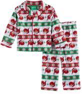 Toddler Boy Sesame Street 2-pc. Elmo Pajama Set