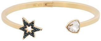 Swarovski Crystal Mastery Cuff Bracelet