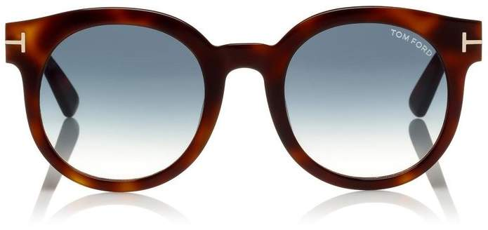 Tom Ford Janina Sunglasses Havana