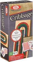Alex Cribbage Triple-Track Wood Game Board