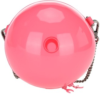 Marine Serre Dream Ball Zipped Shoulder Bag