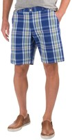Bills Khakis Standard Issue Parker Plaid Shorts (For Men)
