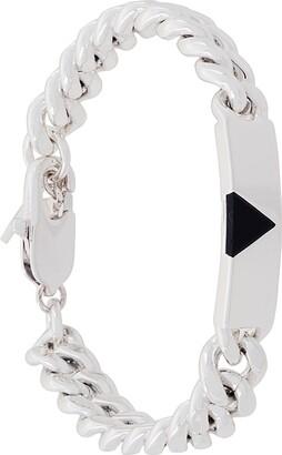 Coup De Coeur Pyramid Tag bracelet