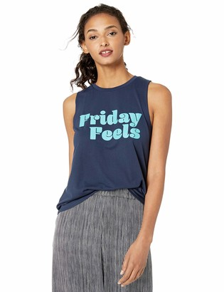 BCBGeneration Women's Friday Feels Muscle Tee