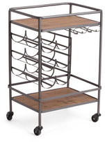 Wine Rack Bar Cart
