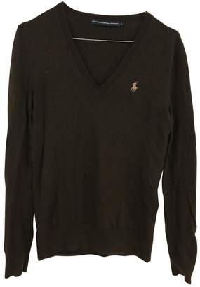 Ralph Lauren Brown Wool Knitwear for Women