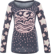 Anna Sui Moonshine Long Sleeve Shirt