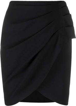 IRO Pauline pleated skirt