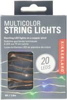Kikkerland String Lights, Battery Operated