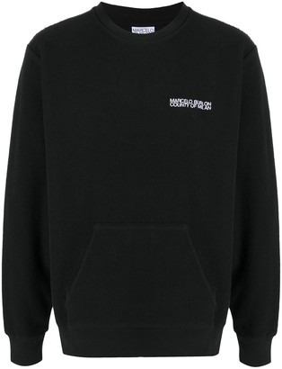 Marcelo Burlon County of Milan Triangl Outline crew-neck jumper