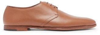 O'Keeffe's Okeeffe - Leather Derby Shoes - Brown