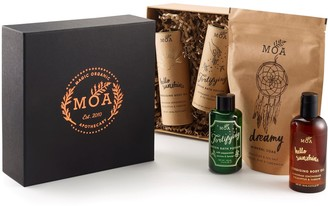 Moa Magic Organic Apothecary Bath & Body Box Set