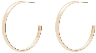 Zoë Chicco 14kt Yellow Gold Large Hoop Earrings