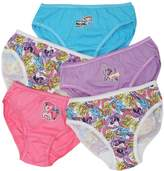 M&Co My Little Pony briefs five pack