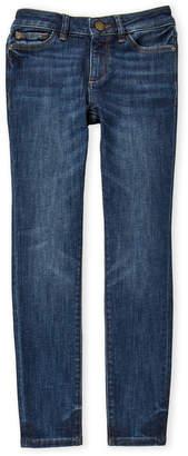 DL1961 Girls 7-16) Medium Wash Chloe Skinny Jeans