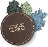 Prestige Skin Loving Minerals Shimmering Trios Mineral Eye Shadow Dust Emerald 5.4g by