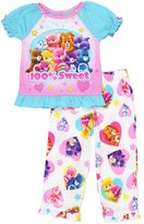 Komar Kids Care Bear Toddler Pajama for girls