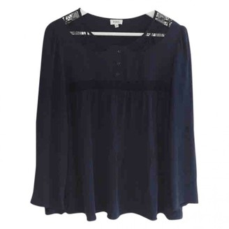 Pablo Navy Top for Women