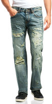 Cult of Individuality Jelado Hagen Relaxed Distressed Jeans