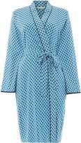 Cyberjammies Clara tile print robe