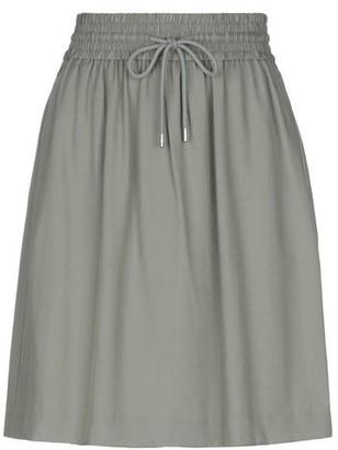 Lacoste Knee length skirt