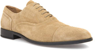 Geox Men's Suede Oxford Dress Shoes