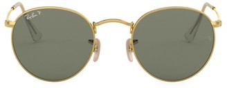 Ray-Ban RB3447 50MM Round Sunglasses