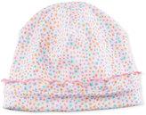 Kissy Kissy Darling Dachshunds Pima Baby Hat, Pink