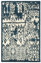 Ecarpetgallery Abstract Art Hand-Tufted Rug