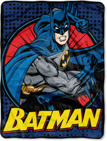 Marvel Batman Throw
