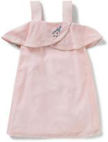 Billieblush Billie Blush Girls Voile Ruffle Dress