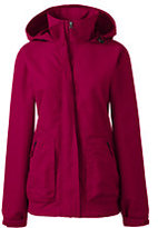 Lands' End Women's Outrigger Mesh Lined Jacket-True Navy