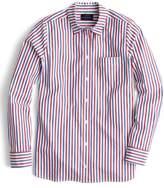 J.Crew J. CREW Stripe Boyfriend Shirt