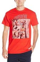Marvel Men's Daredevil Classic Comicbook Men's T-Shirt