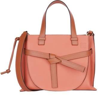 Loewe Small Leather Gate Top Handle Bag