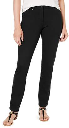 Style&Co. Style & Co. Petite Ponte-Knit Skinny Pants