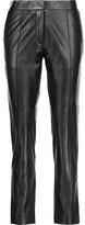 IRO Great Leather Skinny Pants