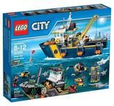 Lego City Deep Sea Explorers Exploration Vessel 60095