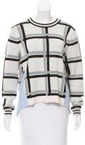 Thakoon Geometric Pattern Sweater