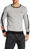 adidas Crew Neck Long Sleeve Pullover