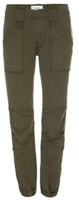 Frame Banded Ankle Utility Pants