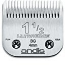 Andis Ultraedge Blade, Carbon, Size 1-1/2 (64077)