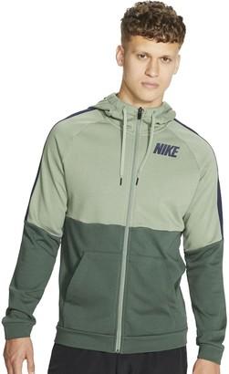 Nike Men's Dri-FIT Full-Zip Training Hoodie